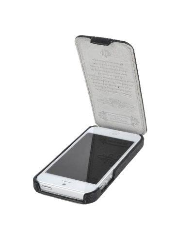 Lychee за iPhone 5 -  черен - 4