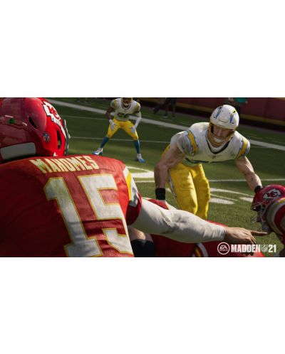 Madden NFL 21 (PS4) - 8