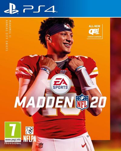 Madden NFL 20 (PS4) - 1