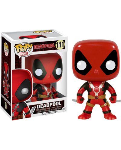 Фигура Funko Pop! Marvel: Deadpool - Deadpool with Two Swords, #111 - 2