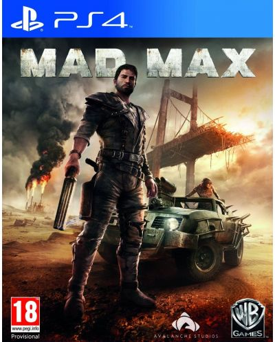 Mad Max (PS4) - 1