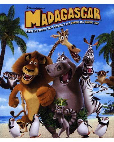 Мадагаскар (Blu-Ray) - 1