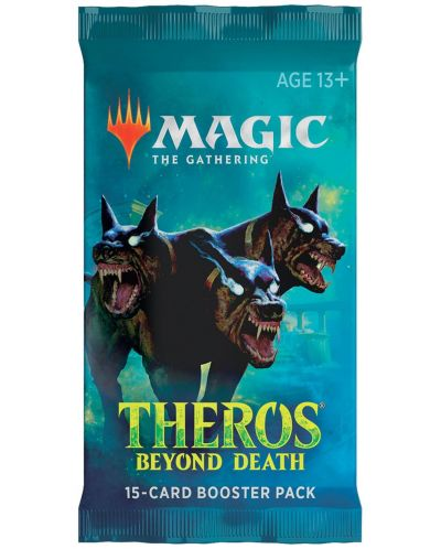 Magic the Gathering - Theros Beyond Death Booster Bundle - 4