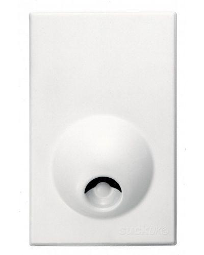 Магнитна, бяла отварачка за бутилки - 1