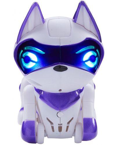 Интерактивна играчка Manley TEKSTA Micro Pets - Робот, Коте - 6