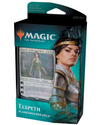 Magic the Gathering - Theros Beyond Death Planeswalker Deck Elspeth - 1