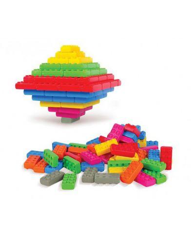 Детски конструктор Junior Bricks от 140 части - 1