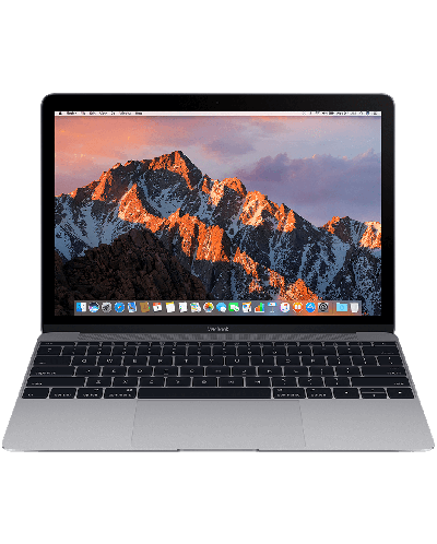 Apple MacBook 12inch | 1.2GHz Processor | 256GB Storage - Space Grey BG  - 1