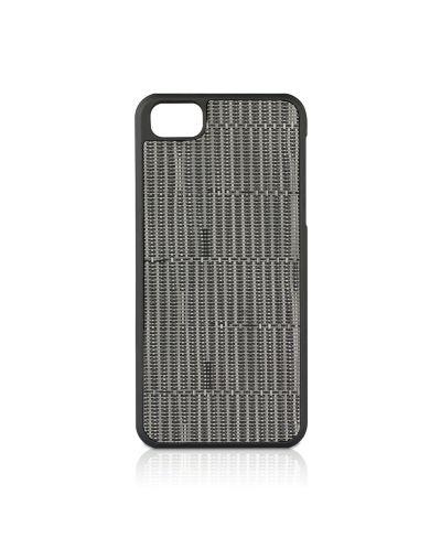 Macally Weave за iPhone 5 -  сив - 1