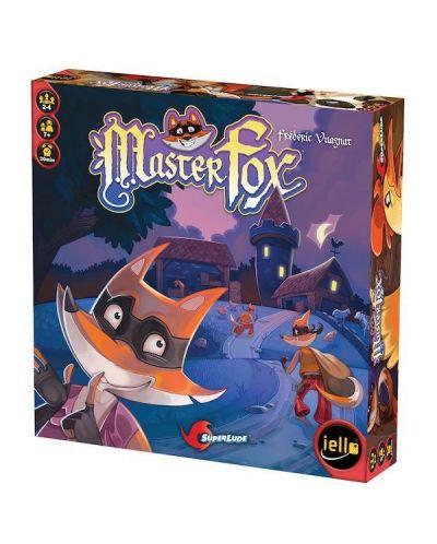 Настолна игра Master Fox - детска, семейна - 1