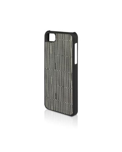 Macally Weave за iPhone 5 -  сив - 2
