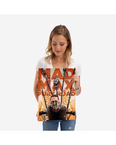 Метален постер Displate - Mad Max - Fury Road - 2