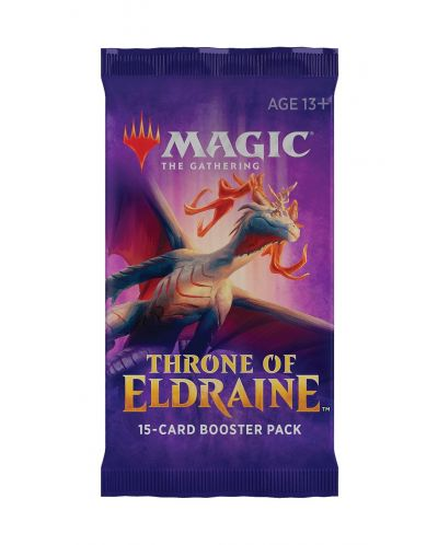 Magic the Gathering - Throne of Eldraine Booster - 3