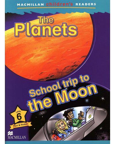 Macmillan Children's Readers: Planets (ниво level 6) - 1