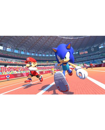 Mario & Sonic at the Olympic Games Tokyo 2020 (Nintendo Switch) - 5