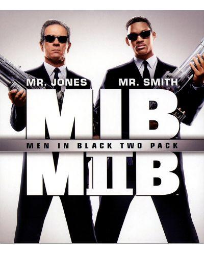 Мъже в черно 1 & 2 (Blu-Ray) - 1