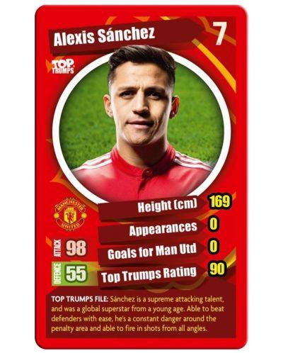 Игра с карти Top Trumps - Manchester United FC - 3
