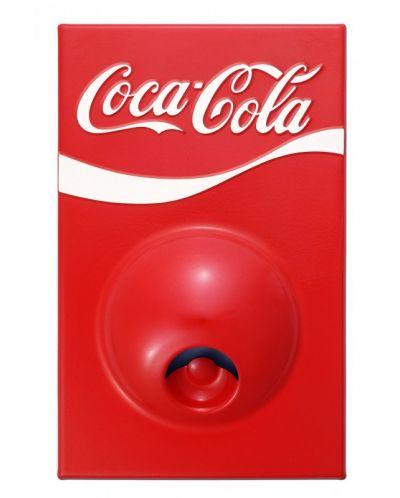 Магнитна, червена отварачка за бутилки - 3