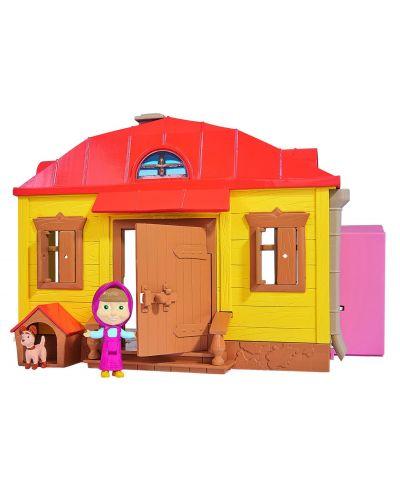 Маша и Мечока - Къщата на Маша - 2