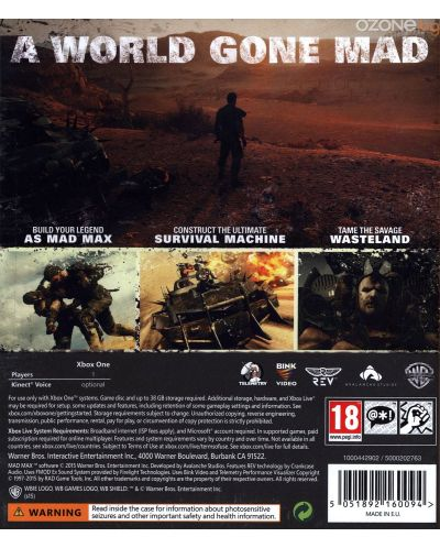 Mad Max (Xbox One) - 10