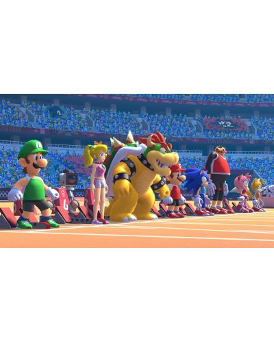 Mario & Sonic at the Olympic Games Tokyo 2020 (Nintendo Switch) - 8