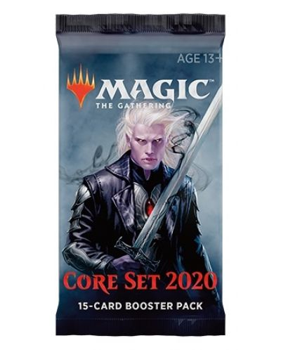 Magic the Gathering - Core Set 2020 Booster pack - 1