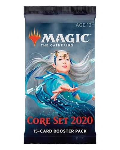 Magic the Gathering - Core Set 2020 Booster Bundle - 4