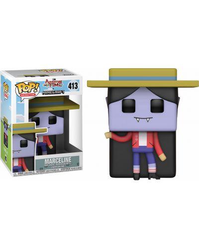 Фигура Funko Pop! Minecraft: Adventure Time - Marceline, #413 - 2