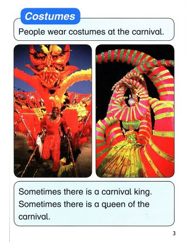 Macmillan Children's Readers: Carnival time (ниво level 2) - 5