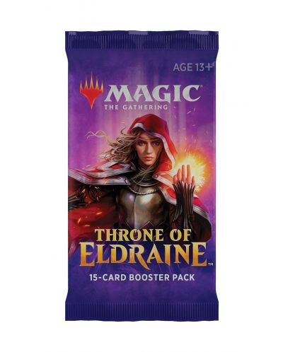 Magic the Gathering - Throne of Eldraine Booster - 1