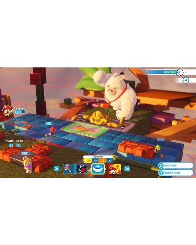 Mario & Rabbids: Kingdom Battle (Nintendo Switch) - 4