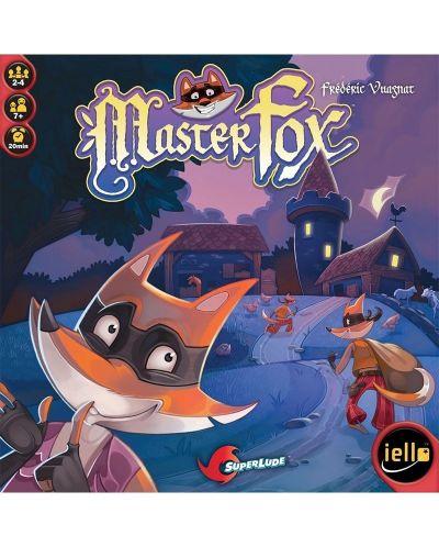 Настолна игра Master Fox - детска, семейна - 5