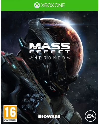 Mass Effect Andromeda (Xbox One) - 1
