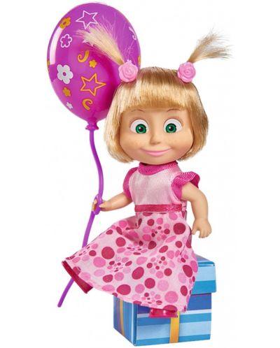 Кукла Simba Toys Маша и Мечока - Маша, Сет рожден ден - 1
