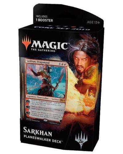Magic the Gathering Core Set 2019 Planeswalker Deck - Sarkhan - 1