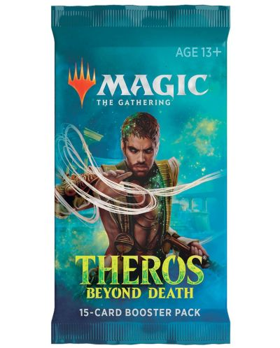Magic the Gathering - Theros Beyond Death Booster Bundle - 3