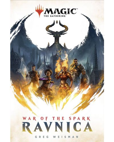 Magic The Gathering: Ravnica – War of the Spark - 1