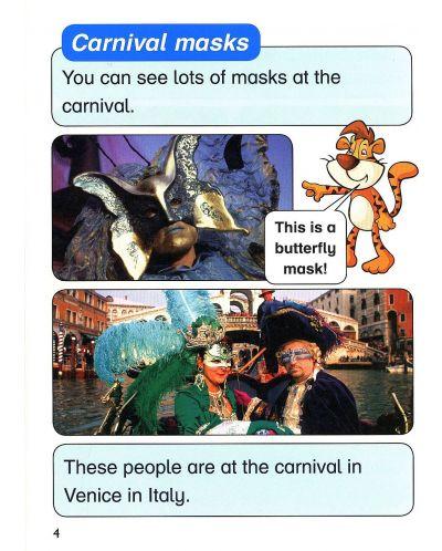 Macmillan Children's Readers: Carnival time (ниво level 2) - 6