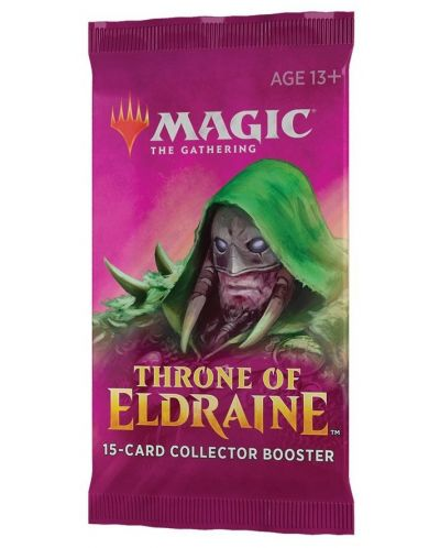 Magic the Gathering - Throne of Eldraine Collector Booster - 1