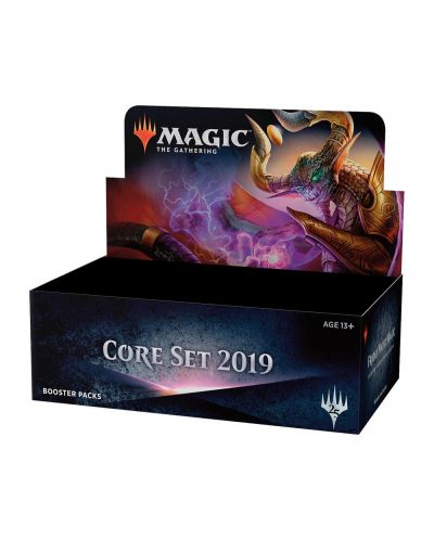 Magic the Gathering Core Set 2019 Booster Box - 1