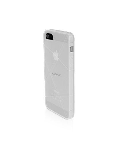 Macally FlexFit за iPhone 5 -  прозрачен - 2