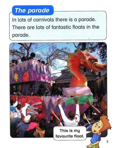 Macmillan Children's Readers: Carnival time (ниво level 2) - 7