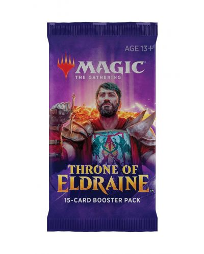 Magic the Gathering - Throne of Eldraine Booster - 2