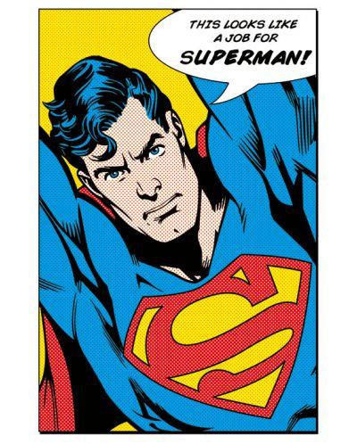 Макси плакат Pyramid - Superman (Looks Like A Job For) - 1