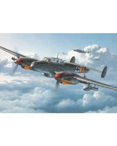 Сглобяем модел на военен самолет Revell - Messerschmitt Bf 110 G-2/R3 (04530) - 1