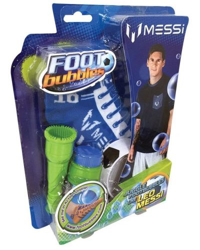 Игрален комплект Messi - Балони с чорап, стартов пакет - 4