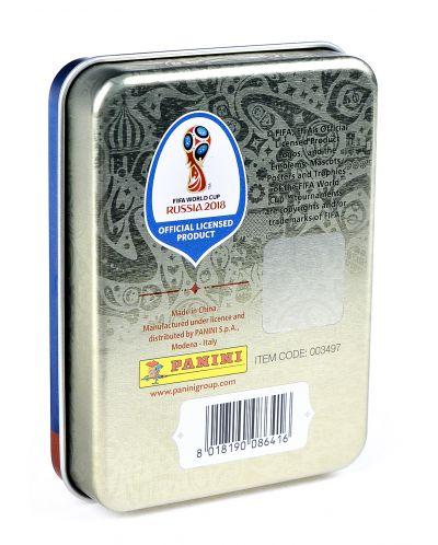 Колекционерска кутия Panini FIFA World Cup 2018 за съхранение на стикери - 2