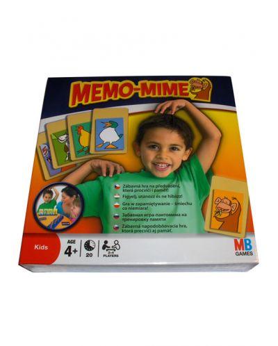 Memo Mime - 1