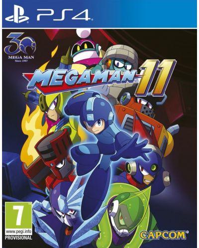 Mega Man 11 (PS4) - 1