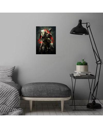 Метален постер Displate -  Predator - 3